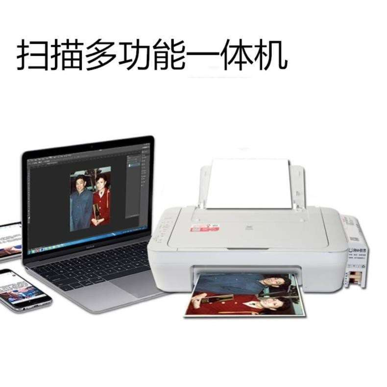 ? Color printing, copying and scanning all in one machine