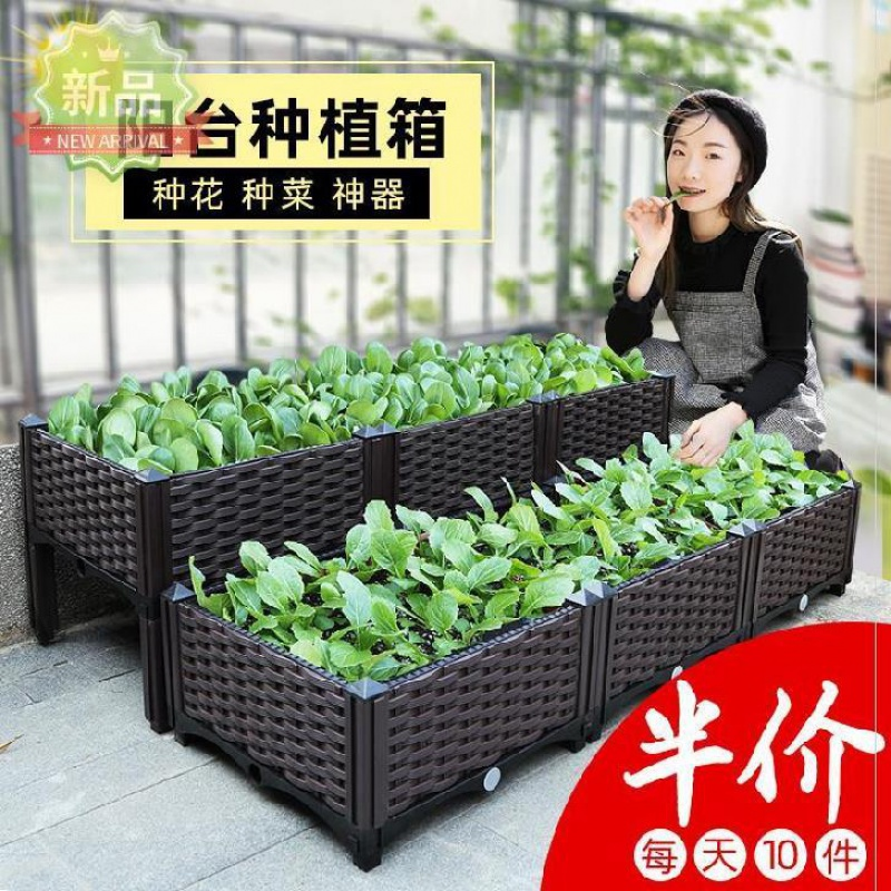 ? Vegetables, artifact, family balcony, multi purpose planting box, rooftop garden vegetable garden foam box vegetables.
