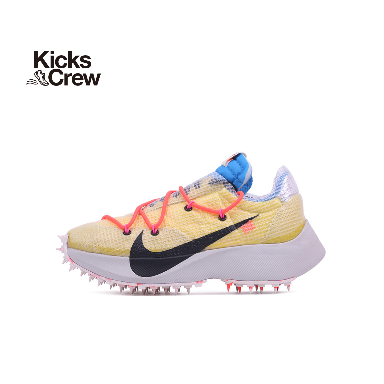 OFF-WHITE x Nike Vapor Street OW联名 钉鞋 CD8178-700-400TJ