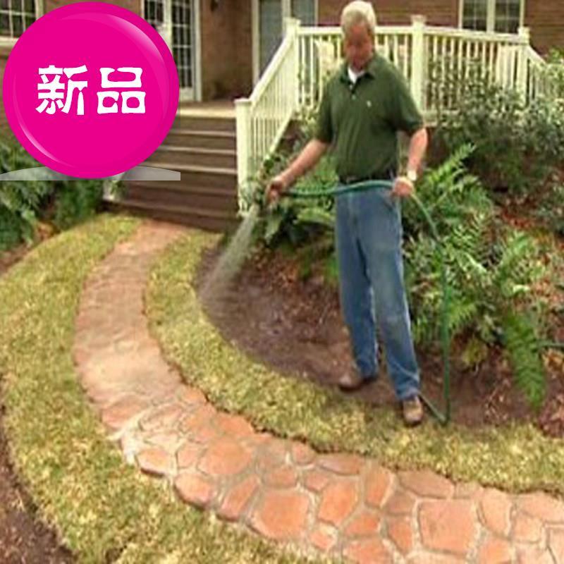 ヨーロッパ式の田園地坪地は古室外のセメントのタイルのプラスチックをまねて33品の舗装レジャーの鋳型戸を作ります。