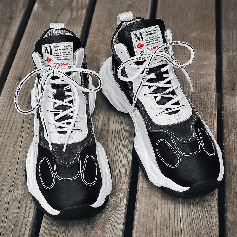 New summer and spring leisure sports shoes trend versatile shoes mens fashion shoes