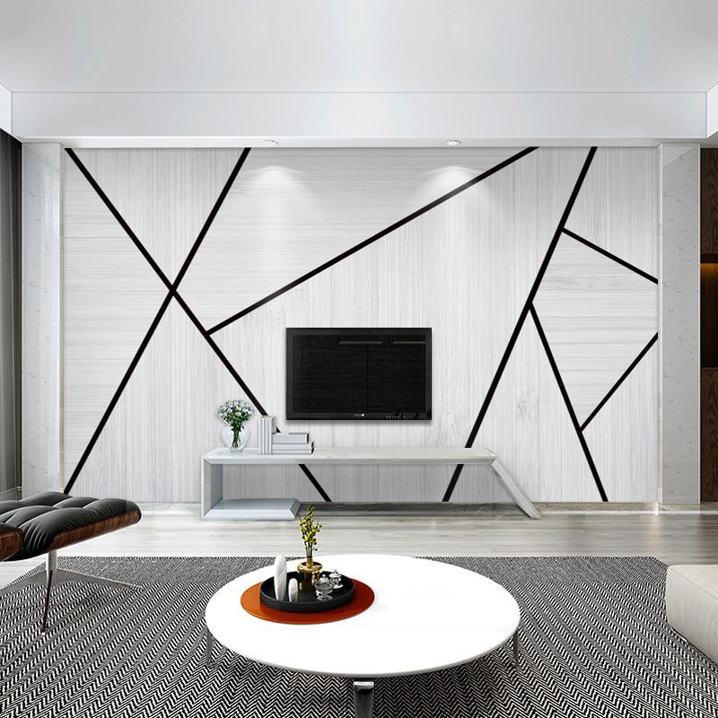 10月10日最新优惠3d现代简约8d客厅北欧5d电视背景墙
