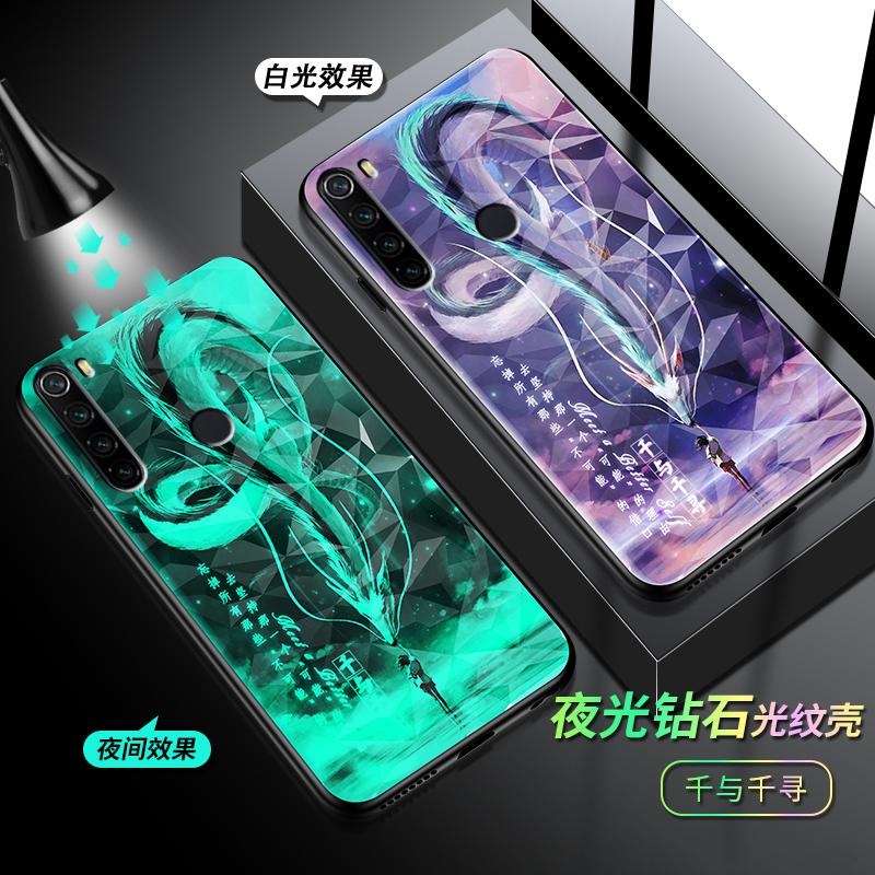 中國代購|中國批發-ibuy99|手机套|适用红米note8pro夜光手机壳红米note7套redmi note8 case cover