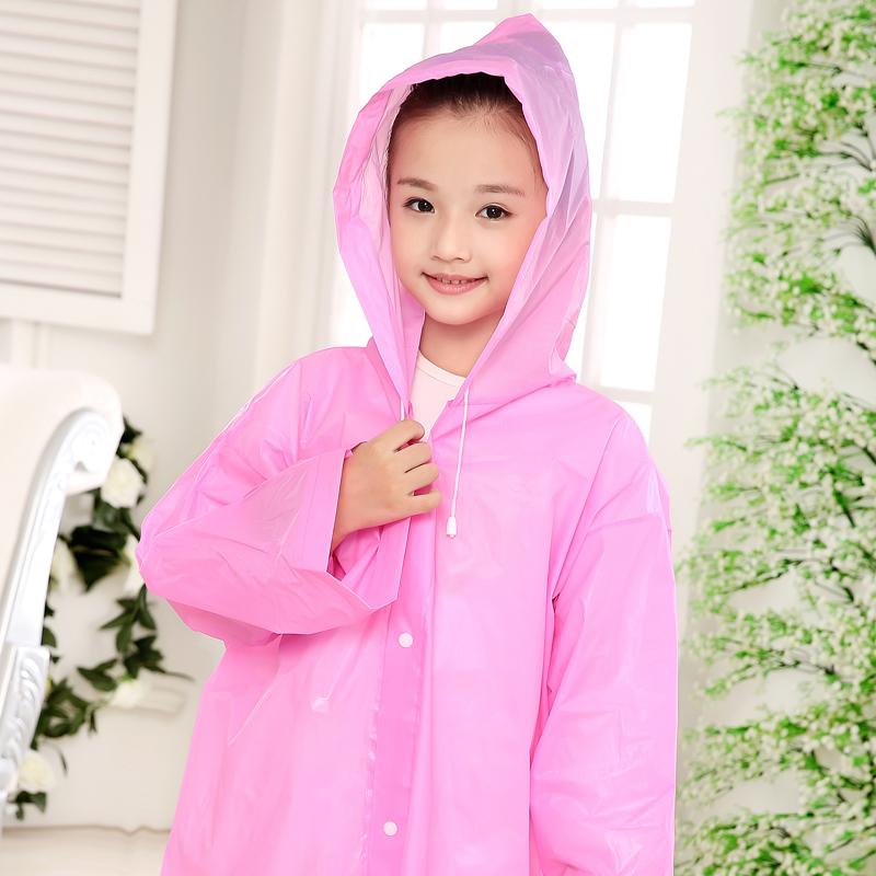 满23.60元可用7.36元优惠券加厚款儿童雨衣雨披户外旅行小孩