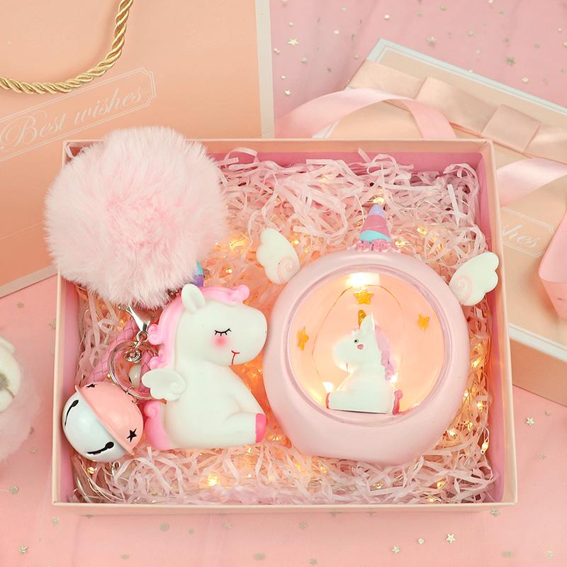 可爱走心精致小礼品少女心小物件520送闺蜜女儿女朋友的生日礼物