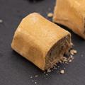 宁波特产豆面糖麦芽豆酥糖老式传统手工糕点黄豆麻酥糖盒装150g