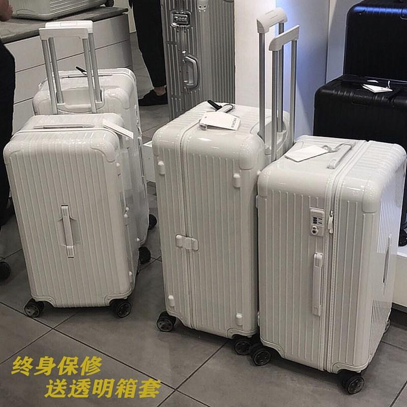 加厚行李箱超大容量34寸拉杆箱女ins网红密码旅行箱28男万向轮2610-31新券