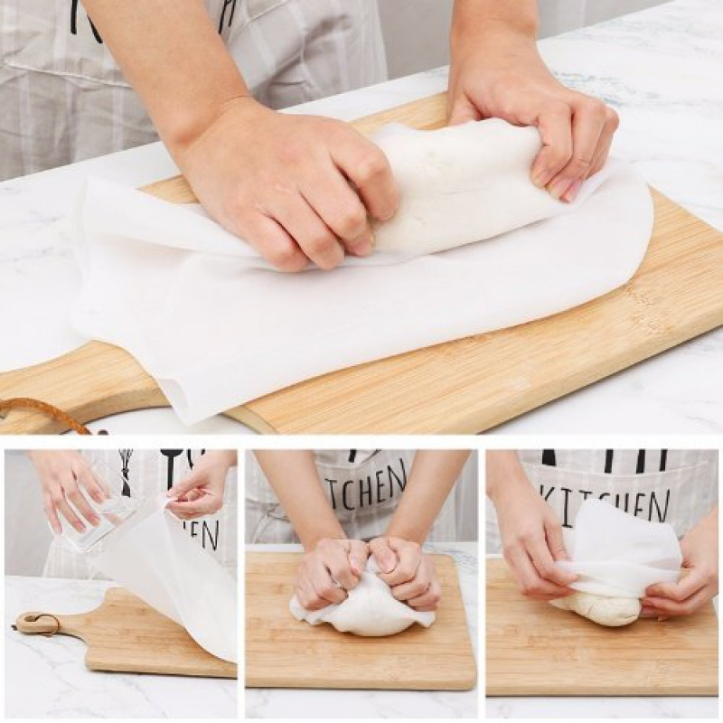 硅胶和面袋不粘揉面袋烘焙面点工具揉面垫活面袋家用醒面发面袋子