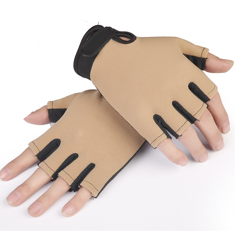 Male drivers driving gloves antiskid new outdoor sports equipment Korean courier