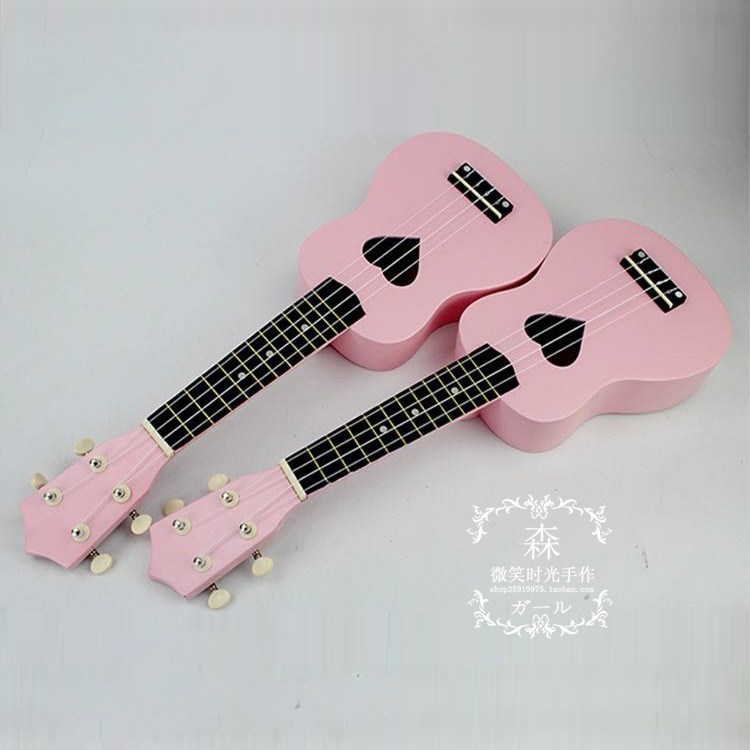 Cherry blossom pink for beginners with girl heart 21