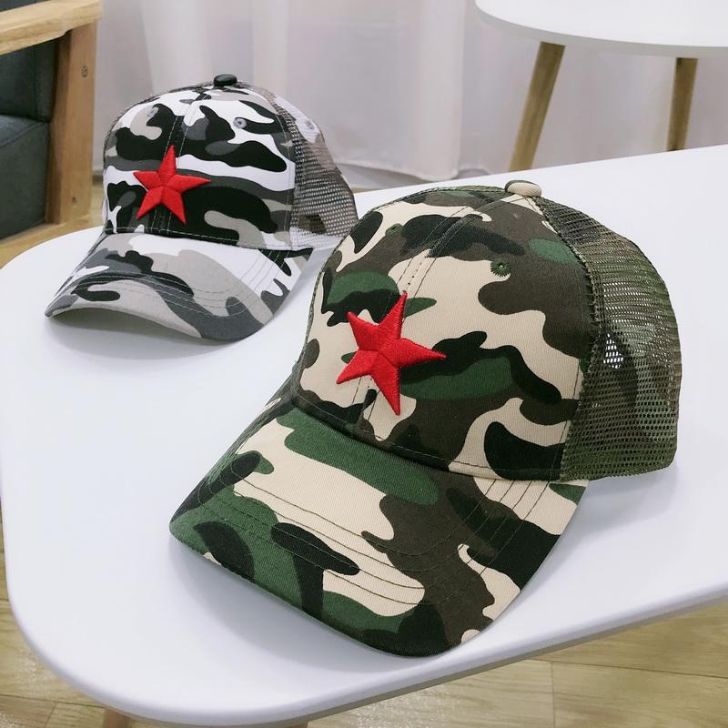 Children's capsule hat boys hat summer sunshade sun jacket breathable child baseball hat baby duck tongue hat