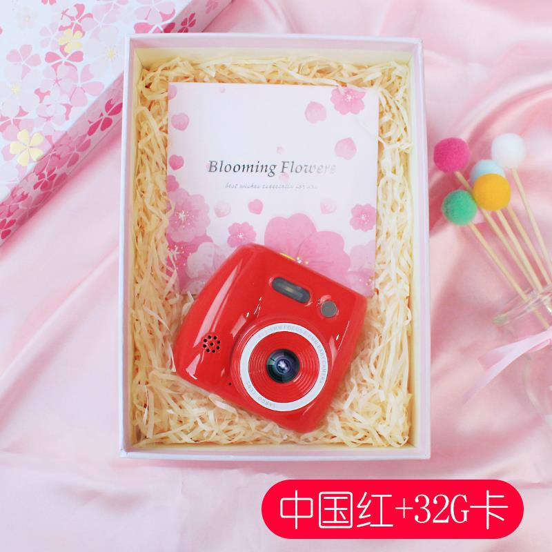 Childrens digital camera toys can be photographed boys and girls baby WiFi SLR camera educational birthday gift