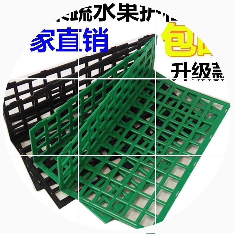 轻型超市货架挡条柜台蔬菜摆货架便利店简易多功能档板水果护栏