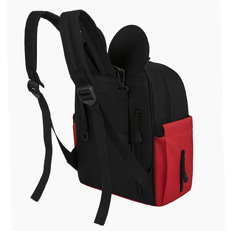Backpack girl 2020 new type of mother and baby bag cute fashion go out multi-functional lightweight mom bag tide