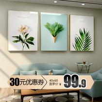現代中式客廳裝飾畫辦公室實木書房有框掛畫千里江山圖國畫山水畫
