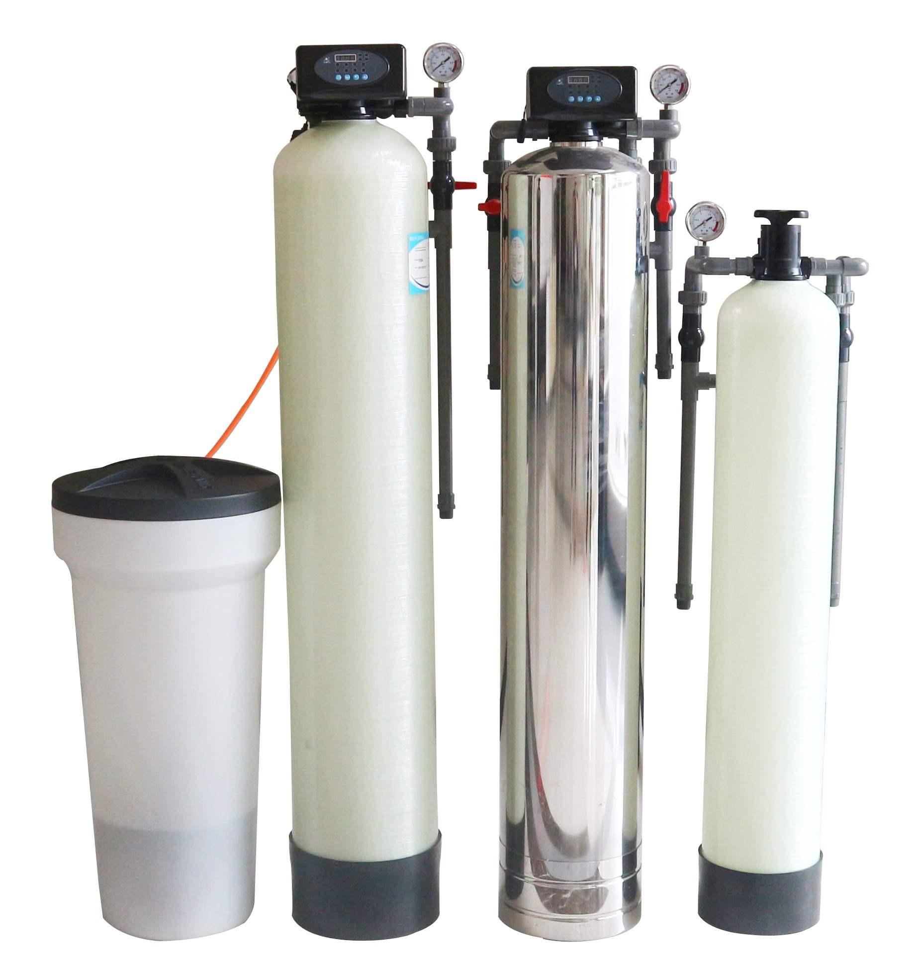 部品下セットの設備は自動的に手動で軟水上に散布します。水器セットの上に水器の下に水を配置します。