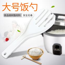大号五指饭勺饭叉塑料不粘米饭加厚盛饭勺子饭铲商用电饭煲锅家用
