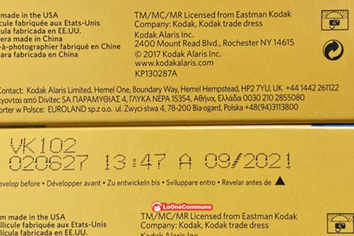 包邮美国柯达135一次性傻瓜胶卷相机 27张无闪光灯 21年09月