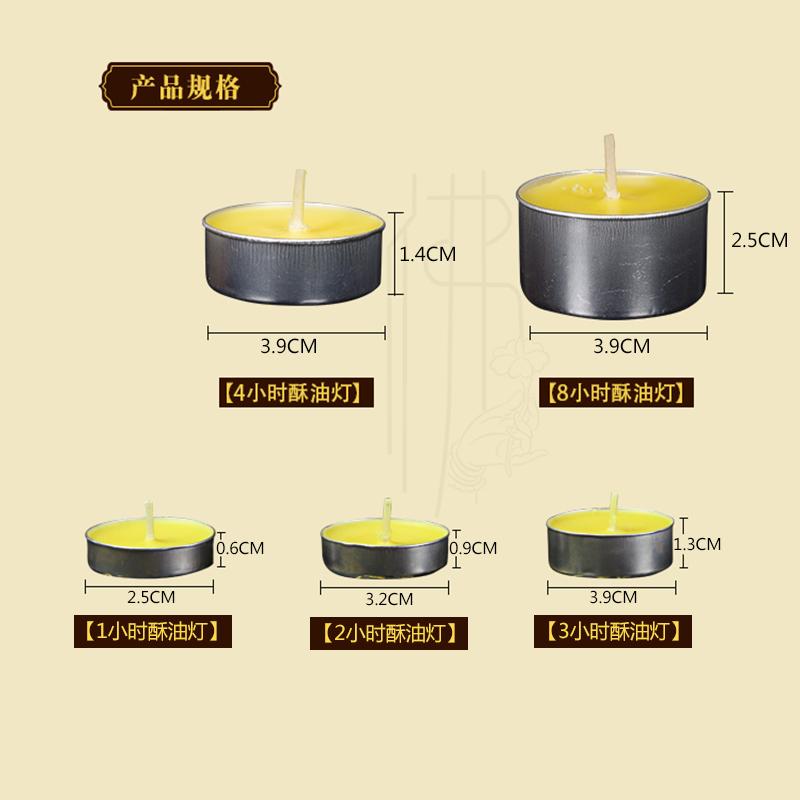 Масленные свечи Артикул 596768458836
