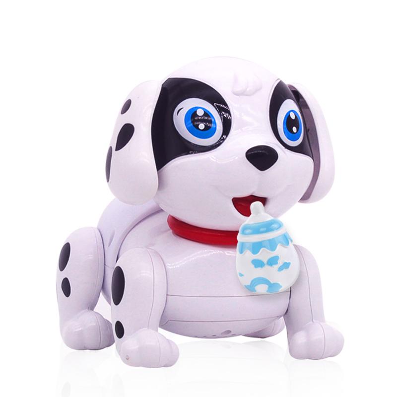 婴儿玩具宝宝益智0-1-启蒙5女宝宝6-12个月 3岁幼儿学爬奶瓶狗男
