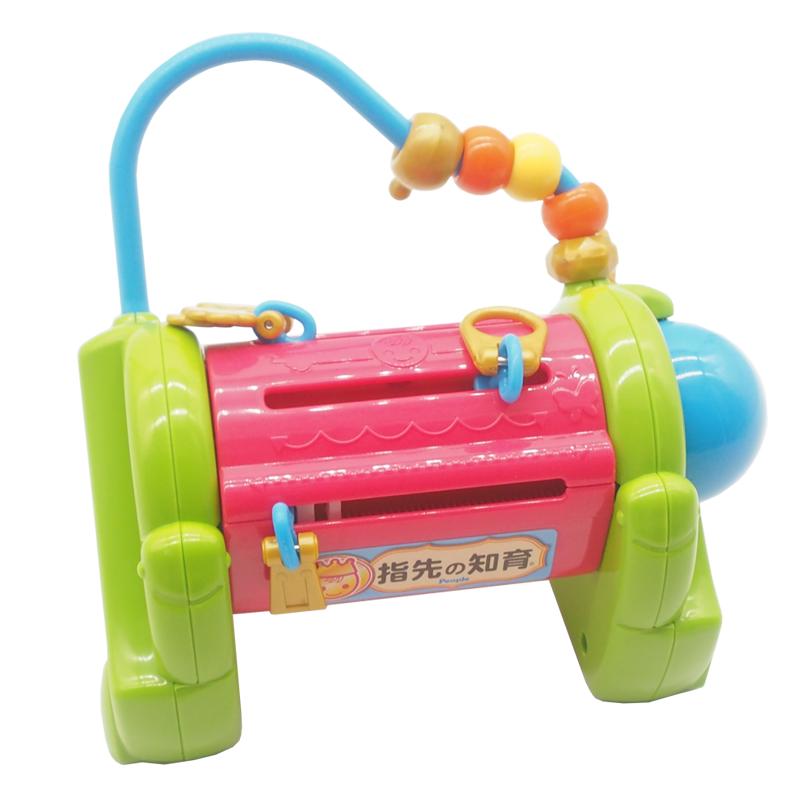 知育玩具の赤ちゃんの益智小日本乳幼児の手の物の点唱機の励起を指します。
