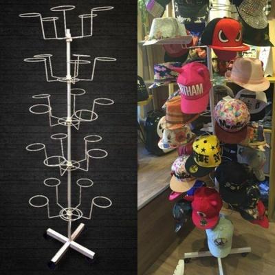 帽子架子 展示架 店铺放帽子的帽托支架挂帽子架托神器家用包邮