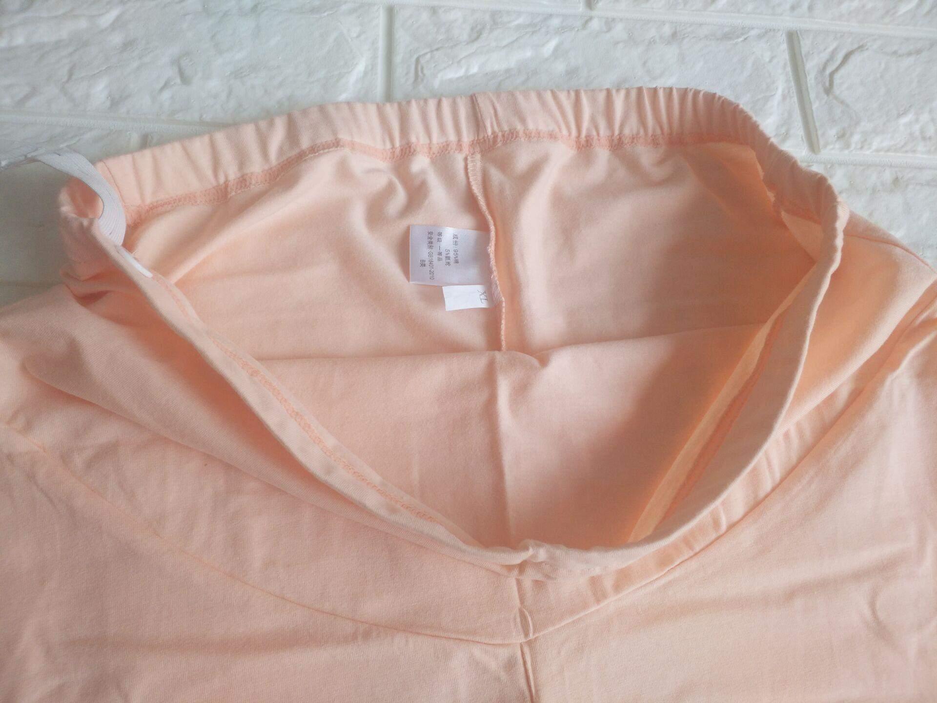 孕妇打底裤安全裤短裤夏季夏天短款薄款九分夏装防走光托腹怀孕期