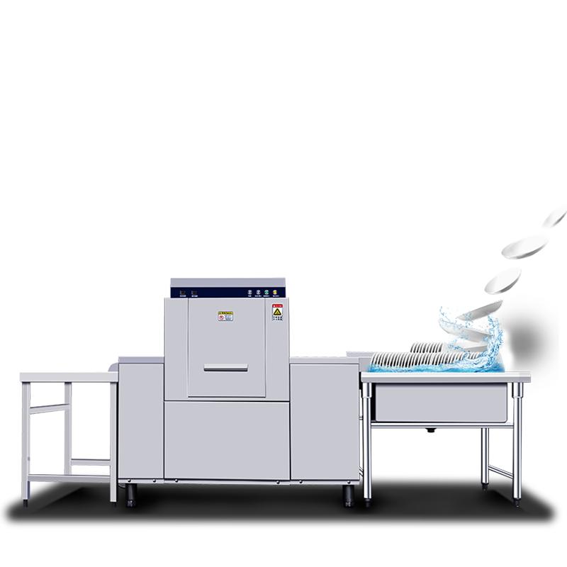 大型刷碗机厨房消毒机洗碗机不锈12-10新券