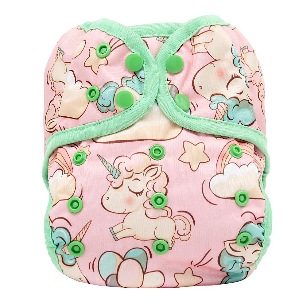婴儿布尿裤布尿兜尿布外罩防水防漏可洗现货一擦即干直销