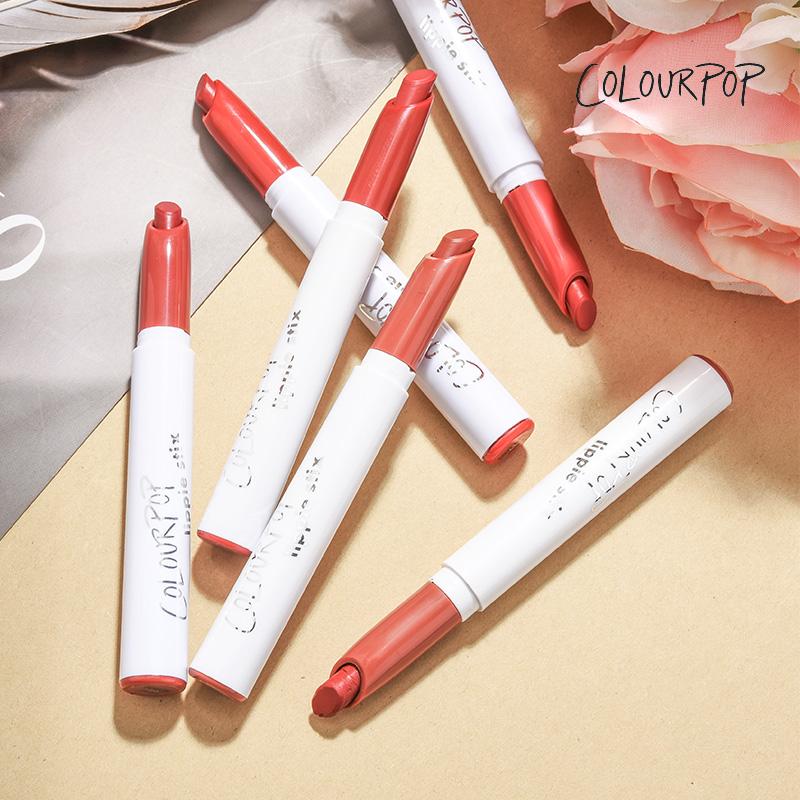 colourpop口红卡拉泡泡品牌唇膏笔