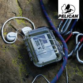 PELICAN派力肯1010户外防水盒手机收纳盒 塘鹅安全防护箱盒子包邮图片