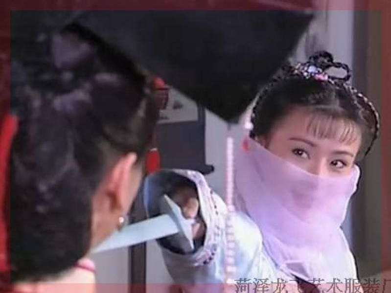 台服道具古代古装仙女古装美女丝巾白色面巾新款丝带帽子自选
