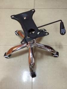 底座老板配件钢制办公椅椅电脑椅转椅子底座底盘脚架全套气杆轮子