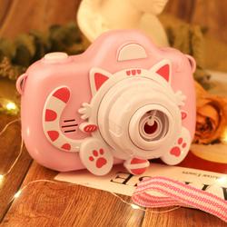 泡泡机儿童全自动网红照相机玩具少女心吹泡泡泡泡枪批发补充液