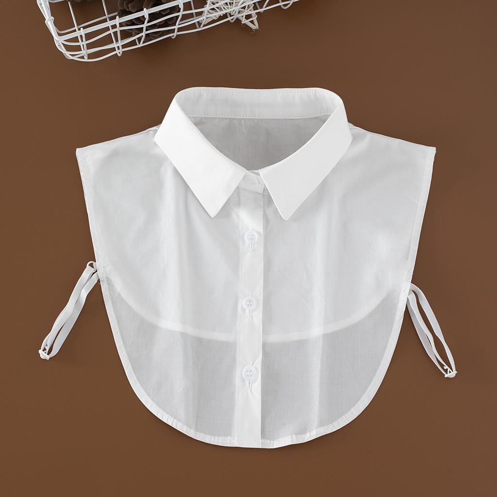 秋冬装饰卫衣内搭白色假领时尚毛衣