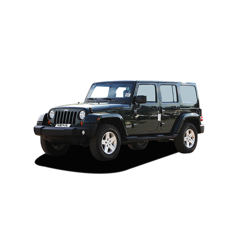 [bijiabao] Jeep horse herder (imported) 2018 2.0T hand in hand Rubicon four door version
