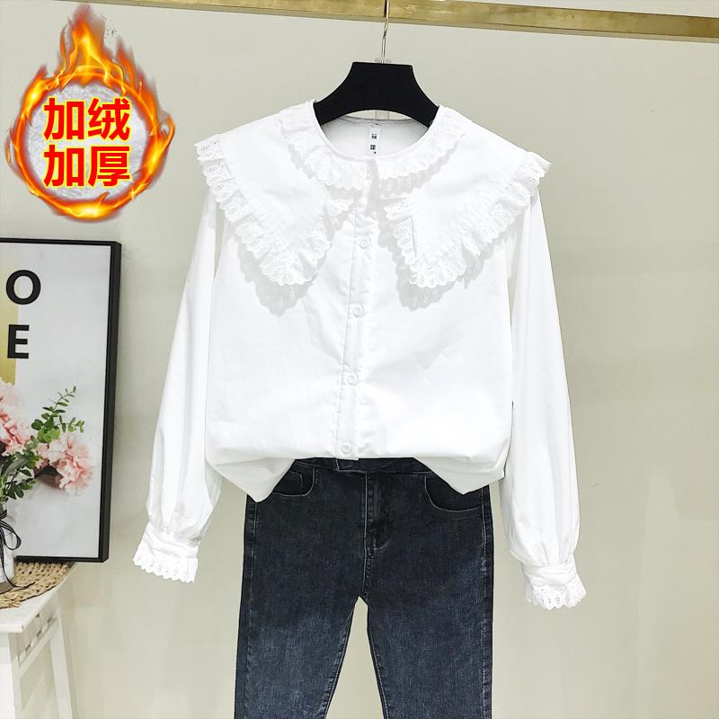 白衬衣灯笼袖这个质量怎么样
