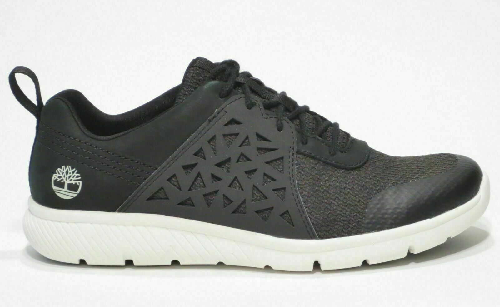 TIMBERLAND timberland womens black running low top walking fitness shoes boltero a1pel