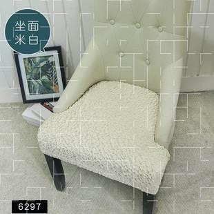 欧式弹力奢华餐椅椅子套罩高档家用一体北欧连体通用万能椅套座套