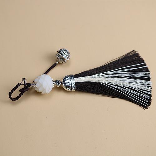 钥匙扣女情侣款古风猪八戒中国风女士香囊礼品创意动物奔驰小刀,可领取元淘宝优惠券