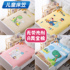 Customized baby crib bed sheet cotton baby newborn sheets children stitching bed cover sheet summer thin style customized