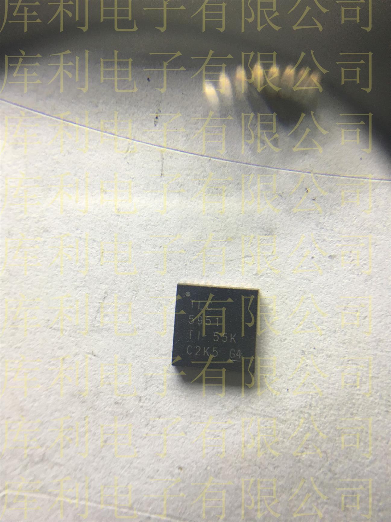 直拍 tlc5951rhar vqfn2114 led驱动器ic 24输出 线性 移位寄存