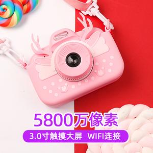 【双十一预售】儿童数码照相机玩具可拍照可打印小型学生便携迷你