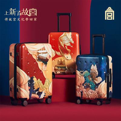 10款貌美又实用的行李箱,好用的行李箱