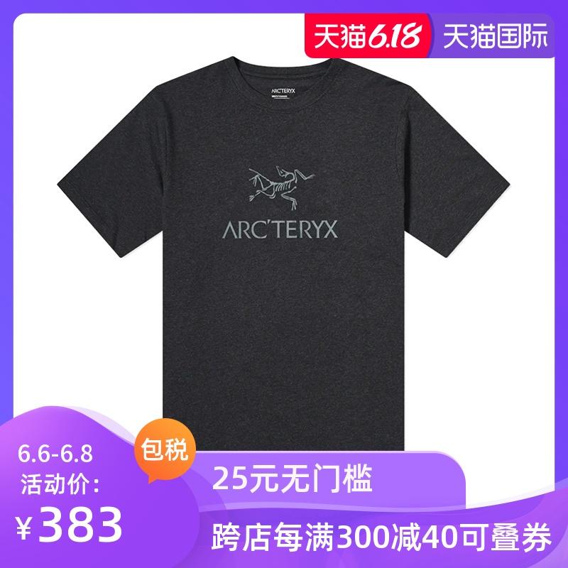 ARCTERYX  始祖鸟男款棉质短袖T恤Arcword SS T-Shirt