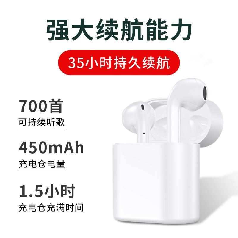 真无线蓝牙耳机vivo华为OPPO苹果安卓通用原装超长待机司机专用双