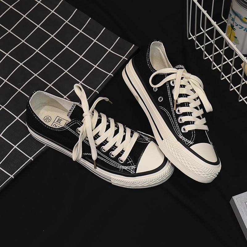 2020春季新款低帮2019韩版帆布鞋值得购买吗