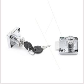 338-22A办公桌抽屉锁 办公柜锁 具抽屉锁 斜舌抽屉锁