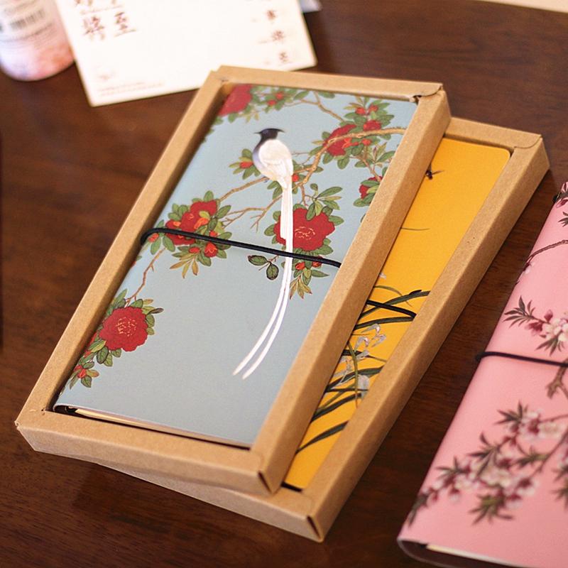 故宫文创手账本教师节礼物送闺蜜女朋友男生老师礼品创意国风文具