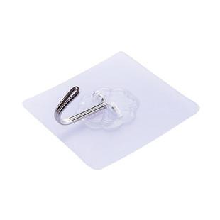 掛鈎壁掛牆壁免打孔掛衣鈎粘貼吸盤承重無痕釘架強力粘膠粘鈎鈎子